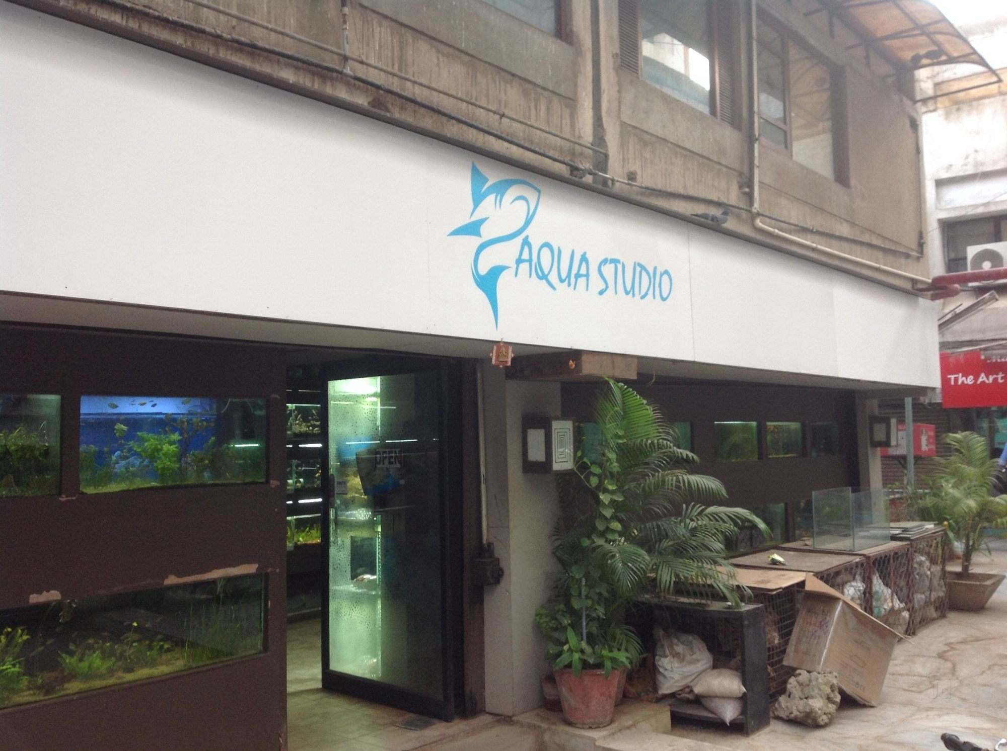 Aquastudio address